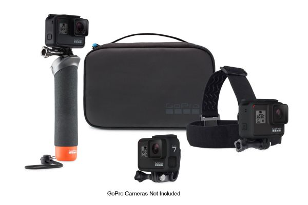 Large image of GoPro Adventure Kit For HERO Action Camera - AKTES-001