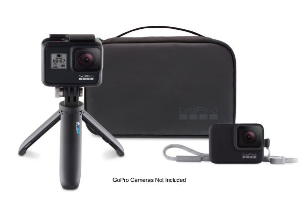 Large image of GoPro Travel Kit For HERO Action Camera - AKTTR-001