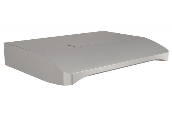 """Large image of Broan Alta 4 Series 36"""" 600 CFM Stainless Steel Under-Cabinet Range Hood - ALT436SS"""