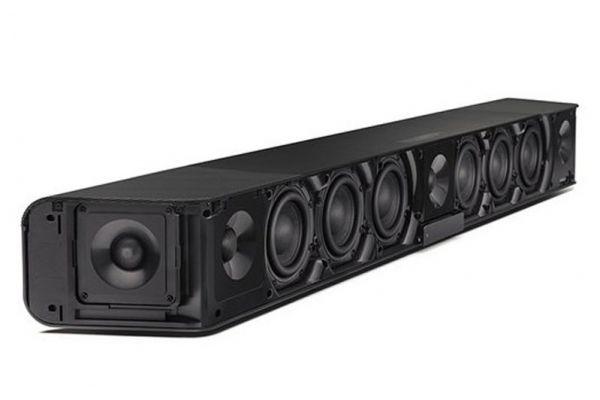 Sennheiser AMBEO Soundbar With Built-In Subwoofer - AMBEOBAR