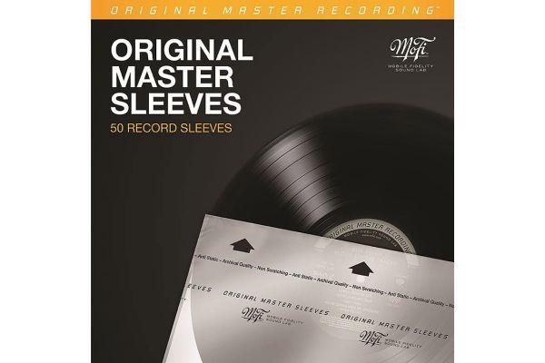 Large image of MoFi Original Master Record Inner Sleeves (50 Pack) - AMFIS
