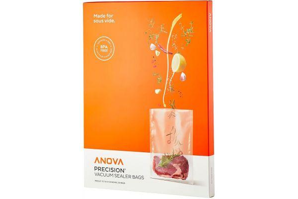 Large image of Anova Precision 50-Pack Vacuum Sealer Bags - ANVB01