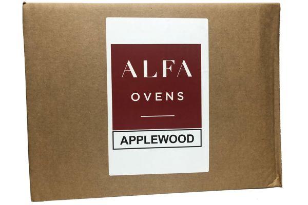 Alfa 15lb Box Apple Cooking Wood - APPLEWOOD