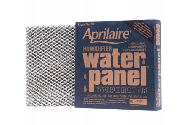 Aprilaire Humidifier Replacement Water Panel - APRILAIRE10