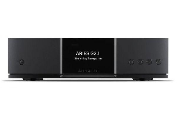 Large image of AURALiC ARIES G2.1 Wireless Streaming Transporter - ARIES G2-1