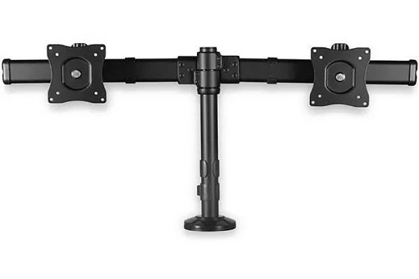 Large image of StarTech Crossbar Dual-Monitor Arm Desk-Mount - ARMBARDUOG