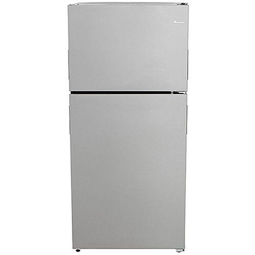 Amana Stainless Steel Top Freezer Refrigerator Art348fffs