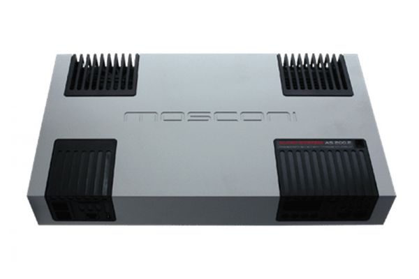 Large image of Mosconi Gladen 2 Way AB Class 1x1000W Amplifier - AS 200.2