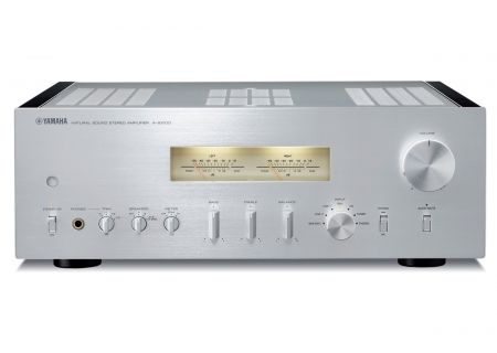 Yamaha Silver 160W Integrated Amplifier - A-S2100SL