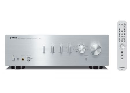 Yamaha Silver 85W Integrated Amplifier - A-S501SL