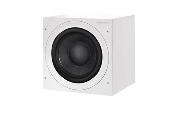 """Large image of Bowers & Wilkins 600 Series 8"""" Matte White Subwoofer - FP40835"""