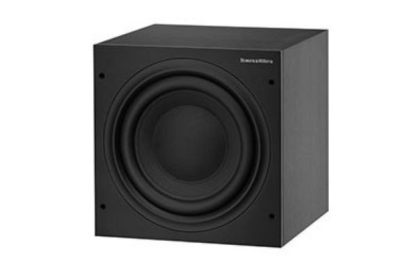 """Large image of Bowers And Wilkins 600 Series 10"""" Matte Black Subwoofer - FP40886"""