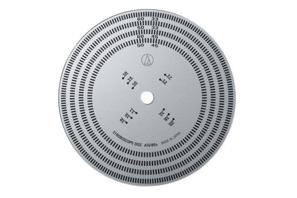 Large image of Audio-Technica Stroboscope - AT6180A