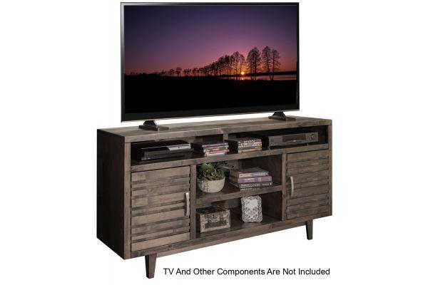 "Large image of Legends Furniture 62"" Avondale TV Console - AV1328-CHR"