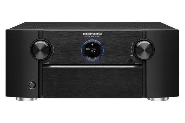 Marantz 11.2 Channel 4K Ultra HD AV Surround Pre-Amplifier - AV7705