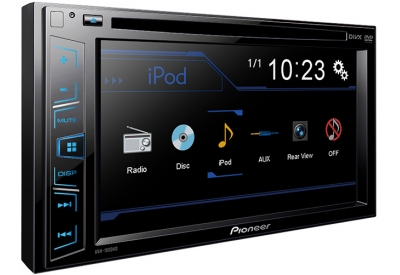 Pioneer - AVH-190DVD - Mobile Video