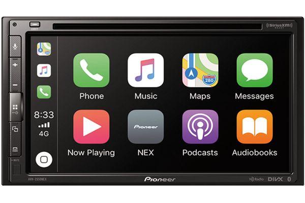 "Pioneer 6.8"" Multimedia DVD Receiver - AVH-2550NEX"