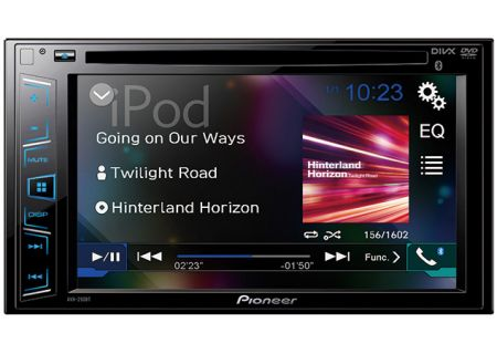 Pioneer - AVH-291BT - Car Video