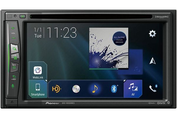 "Pioneer 6.2"" In-Dash Navigation AV Receiver - AVIC-W6500NEX"