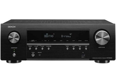 Denon 5.2 Channel 4K Ultra HD Receiver With Amazon Alexa Voice Control - AVR-S640H