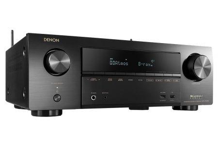 Denon 7.2 Channels Full 4K AV Receiver With Amazon Alexa Voice Control - AVR-X1500H