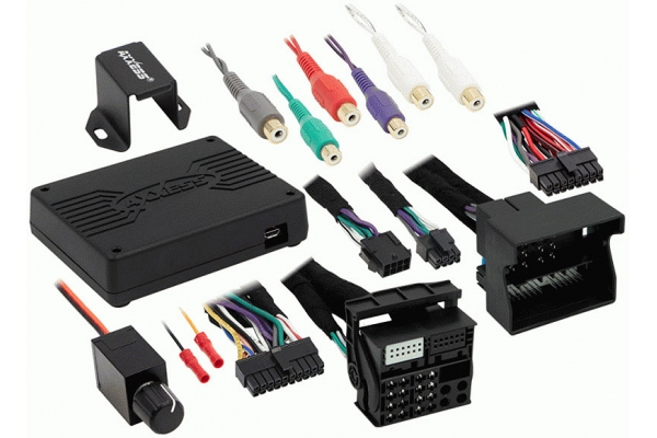Large image of Metra Volkswagen DSP Package With AXDSP-L And T-Harness 2011-2014 - AX-DSPL-VW1