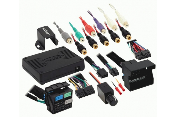 Large image of Metra DSP Package w/ AXDSP-X and T-Harness for Volkswagen 2016-20 - AX-DSPX-VW2