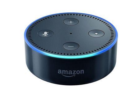 Amazon Echo Dot Black Bluetooth Speaker B01dfkc2so