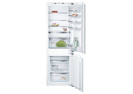 Bosch - B09IB80NSP - Built-In Bottom Freezer Refrigerators