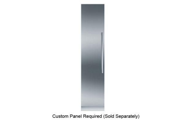 """Bosch Benchmark Series 18"""" Built-In Custom Panel Single Door Freezer - B18IF900SP"""