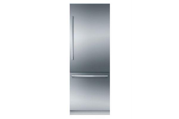 "Bosch Benchmark Series 30"" Stainless Steel Built-In Bottom-Freezer Refrigerator - B30BB930SS"