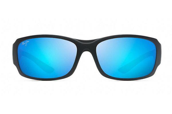 Maui Jim Monkeypod Black Matte Sunglasses - B441-2M