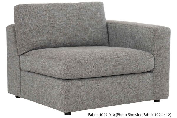Large image of Bernhardt Stafford Right Arm Chair - B4835Y-1029-010