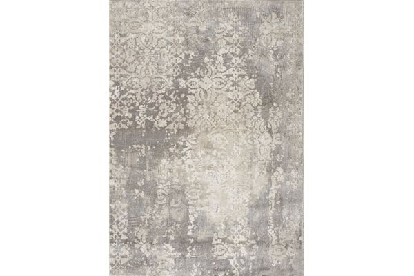 "Large image of Kalora Alida 5'1"" X 7'7"" Grey Beige Rug - B886/5232 156230"
