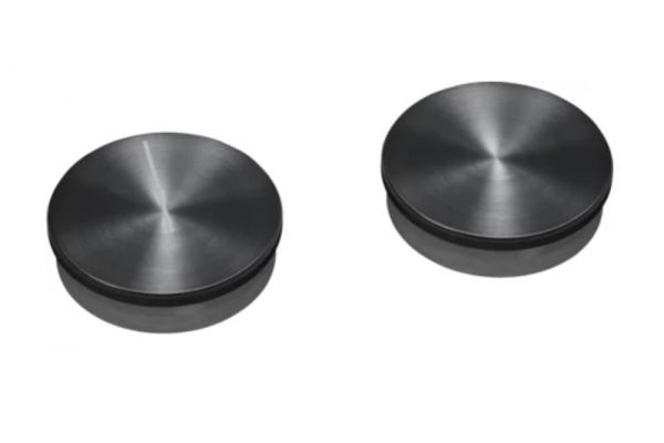 Large image of Gaggenau Stainless Steel Rotary Knobs - BA090100