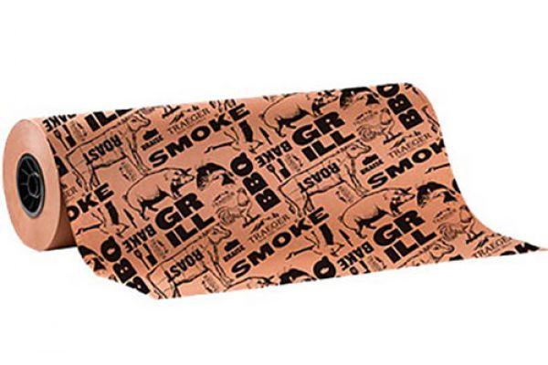 Traeger X Oren Pink BBQ Butcher Paper Roll - BAC427