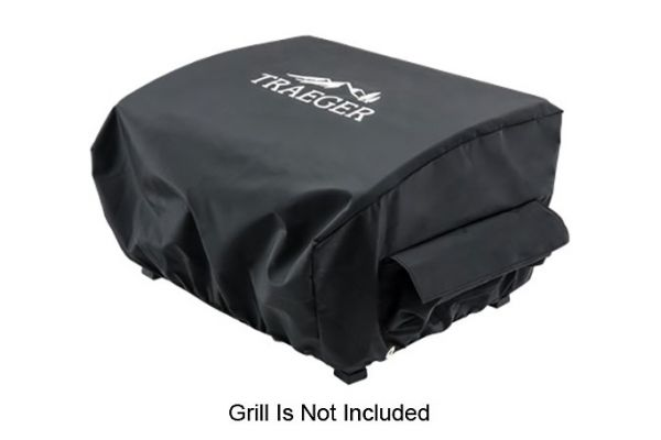 Large image of Traeger Scout & Ranger Grill Cover - BAC475