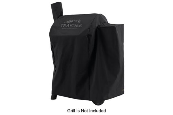 Traeger PRO 575 Full-Length Grill Cover - BAC503