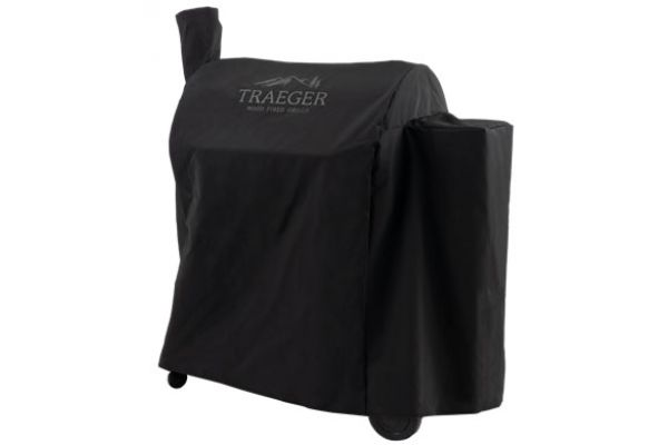 Large image of Traeger Pro 780 Full-Length Grill Cover - BAC504