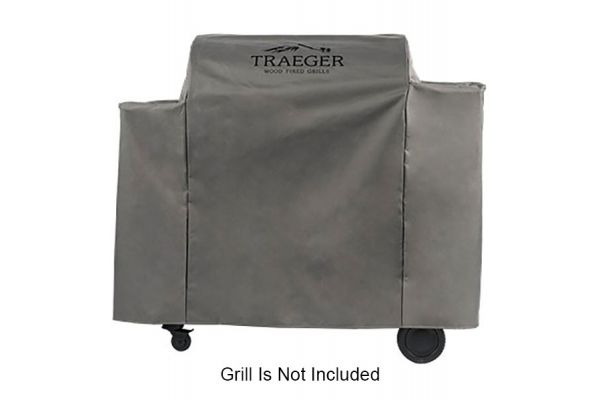 Traeger Ironwood 855 Full-Length Grill Cover - BAC513