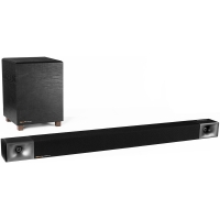 Klipsch BAR 40 Black Sound Bar + Wireless Subwoofer