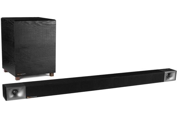 Klipsch BAR 48 Black Sound Bar + Wireless Subwoofer - 1066557