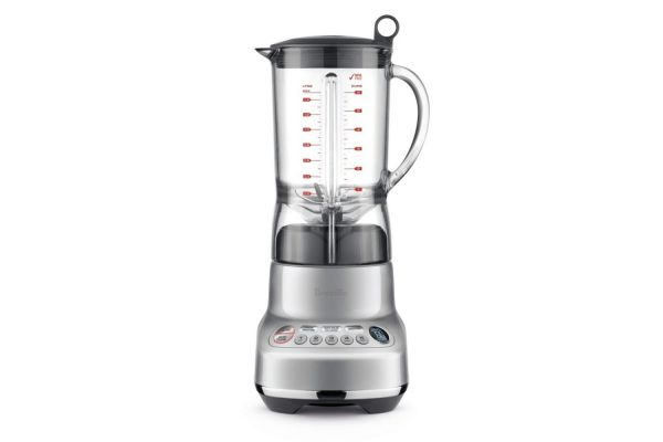 Large image of Breville The Fresh & Furious Silver Blender - BBL620SIL1AUS1