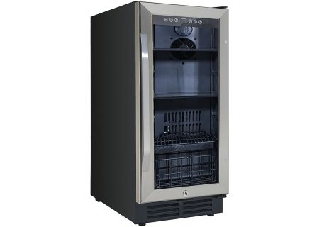 Avanti - BCA3115S3S - Wine Refrigerators and Beverage Centers