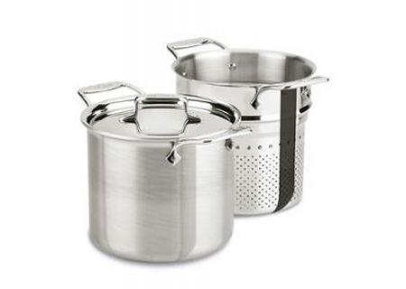 All-Clad - BD55807 - Pots & Steamers