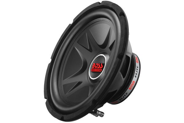 """Large image of BOSS Audio Systems Elite 12"""" Dual Voice Coil 4 Ohm Subwoofer (Single) - BE12D"""