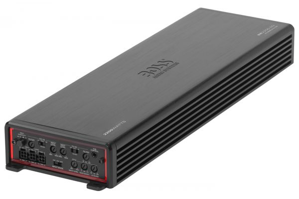 Large image of BOSS Audio Systems Elite 2200W 5-Channel Full Range Class D Amplifier - BE2200.5D