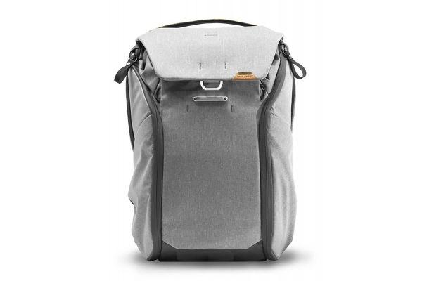 Large image of Peak Design Ash Grey 20L V2 Everyday Backpack - BEDB-20-AS-2