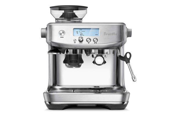Breville the Barista Pro Stainless Steel Espresso Machine - BES878BSS1BUS1