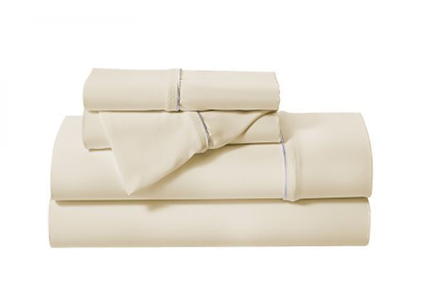 Large image of Bedgear Hyper-Cotton Queen Champagne Sheet Set - BGS21ACFQ